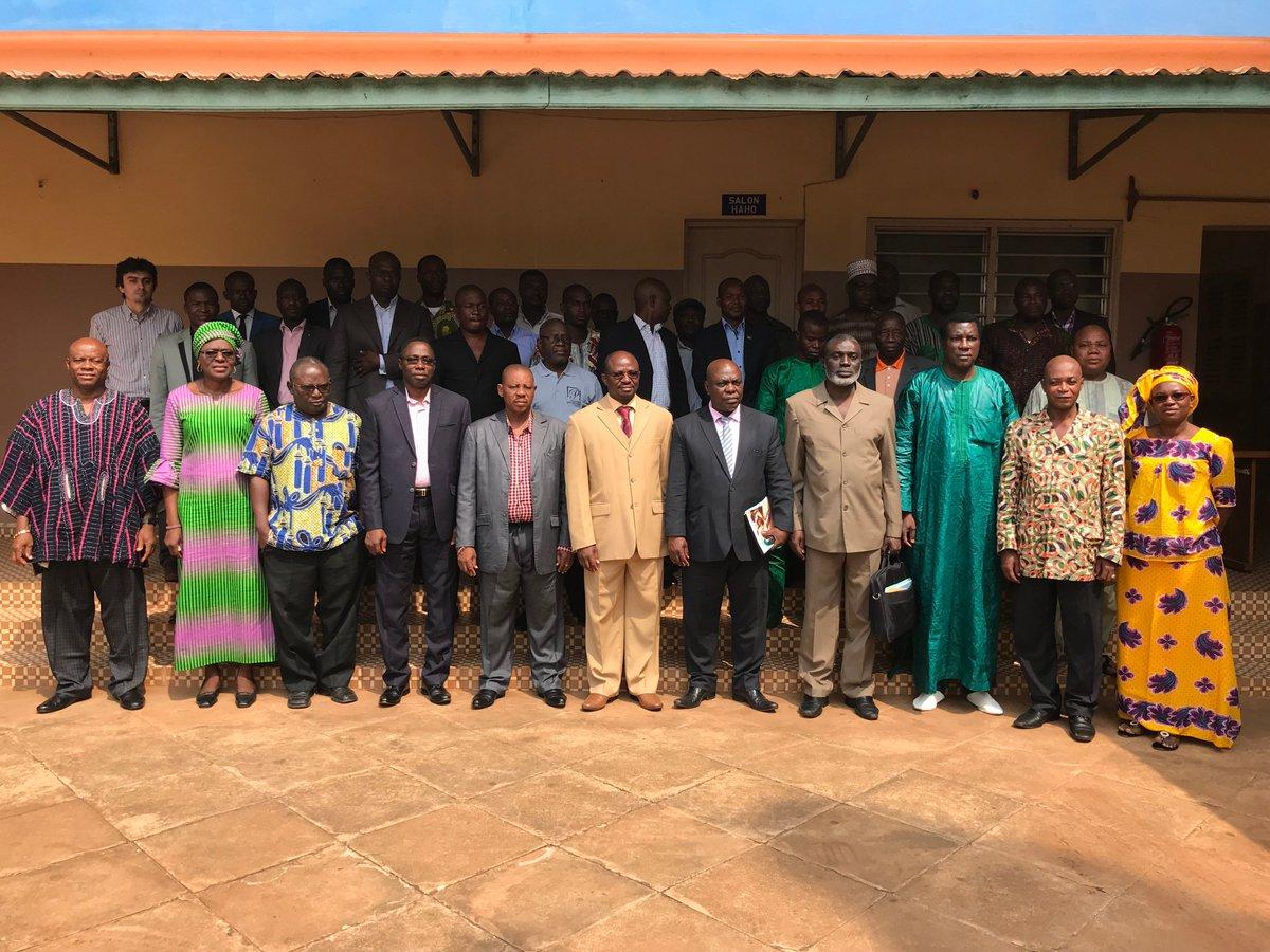 Atelier de démarrage de l'observatoire régional de l'eau de la CEDEAO à Lomé. https://t.co/5ez1nb6N2t https://t.co/m25LFlwZfD