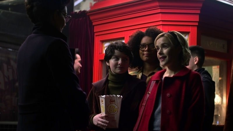 Get to Know the Coven in These NewChilling Adventures of Sabrina Photos https://t.co/KIV8Z7eFYc