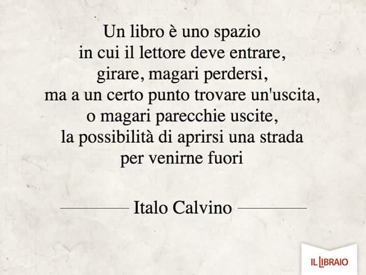Buongiorno  #AccadeOggi il 19 settembre 1985 moriva #italocalvino, autore tra i più amati del ventesimo secolo  e questa sua massima c\