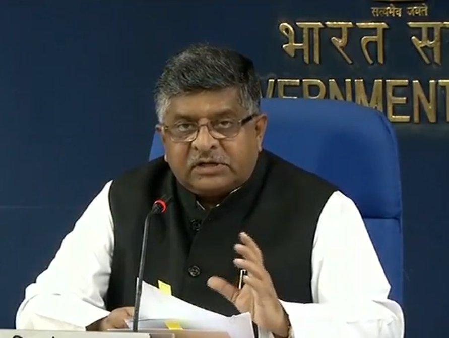 Cabinet has approved an ordinance on #TripleTalaq : Shri @rsprasad