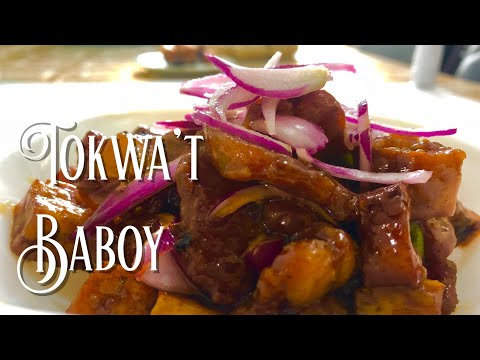 How to Cook Tokwa't Baboy | Tofu and Pork in Soy Vinegar Sauce https://t.co/44aWsOVpEp https://t.co/RCucued6ER