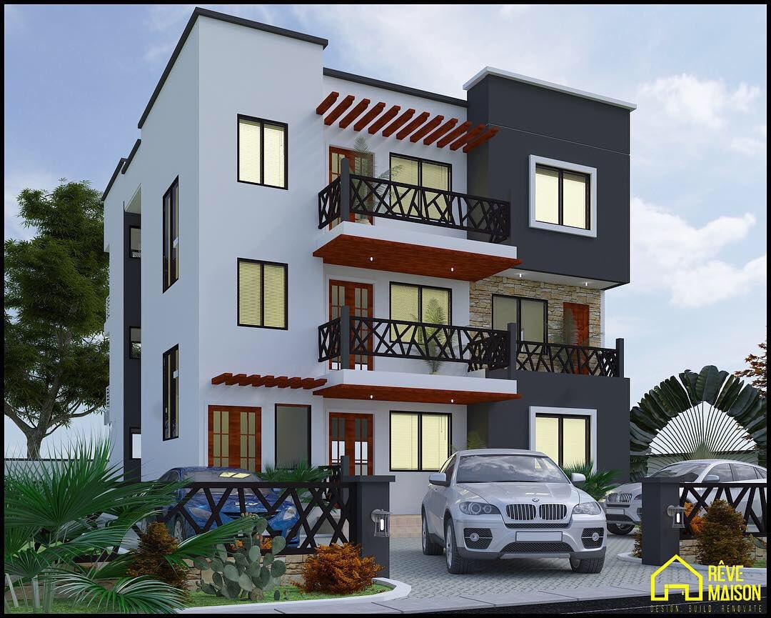 Rêve maison ghana