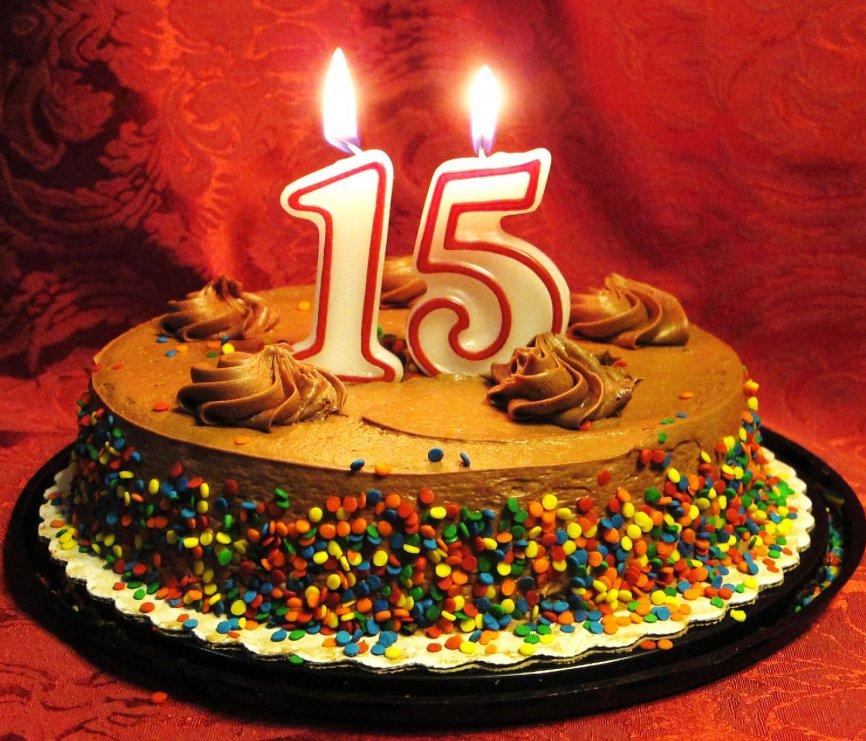 Поздравления днем рождения 15 лет мальчику