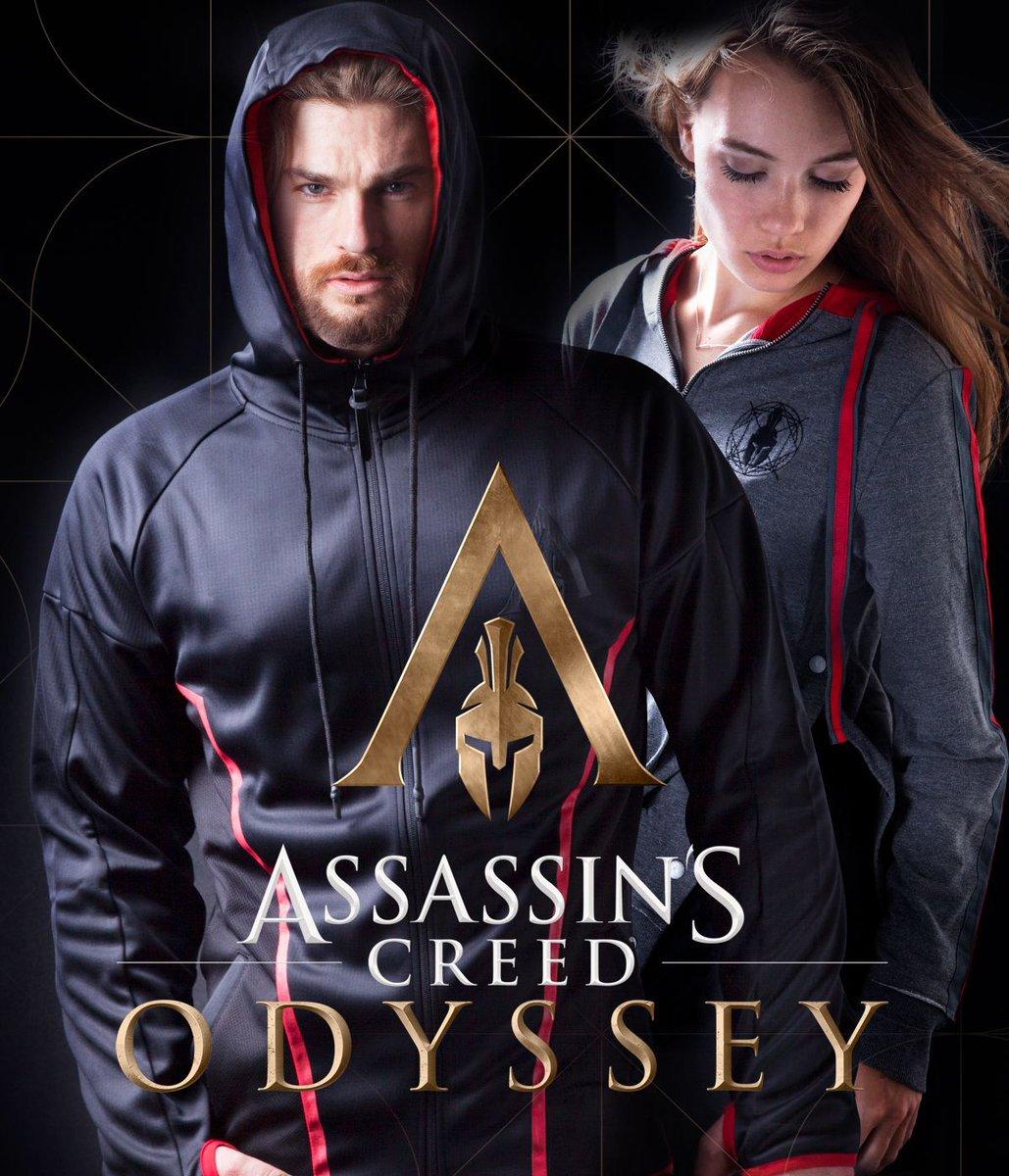 c6bb841bf8 Assassin's Creed Odyssey - Apocalyptic Warrior köpeny, kétféle férfi és női  kapucnis felső, pólók, sapkák, kulcstartók, táska - valamint egy új  aprópénznek ...