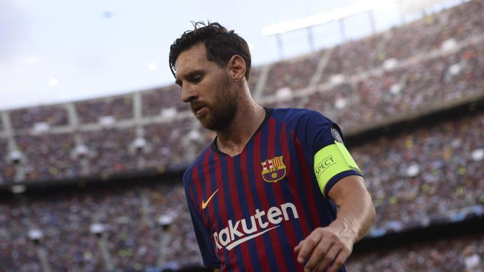 Lionel Messi to move to the MLS? 🇺🇸 ➡️ Zlatan Ibrahimovic definitely backs that idea: Foto
