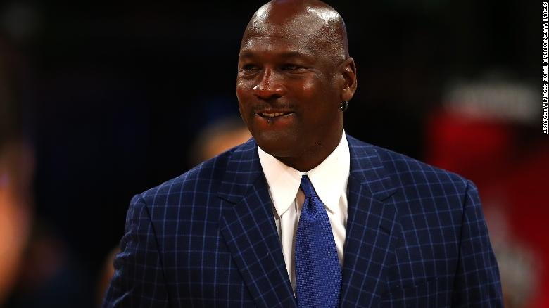 Michael Jordan, who grew up in Wilmington, North Carolina, close to where Florence came ashore as a Category 1 hurricane, has donated $2 million to relief and recovery agencies https://t.co/jYjncxYJYw