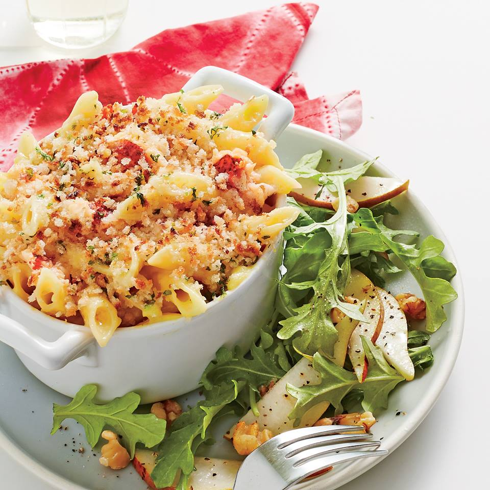 @coastalliving: Grown-up lobster mac and cheese—yes please! https://t.co/zXDJx6v3uP https://t.co/hixKnALYXN