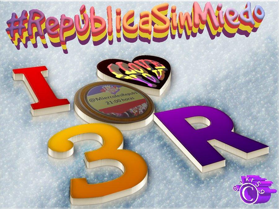 Usa estas imágenes para tuitear con el hashtag #RepúblicaSinMiedo ❤️💛💜 → drive.google.com/drive/folders/…