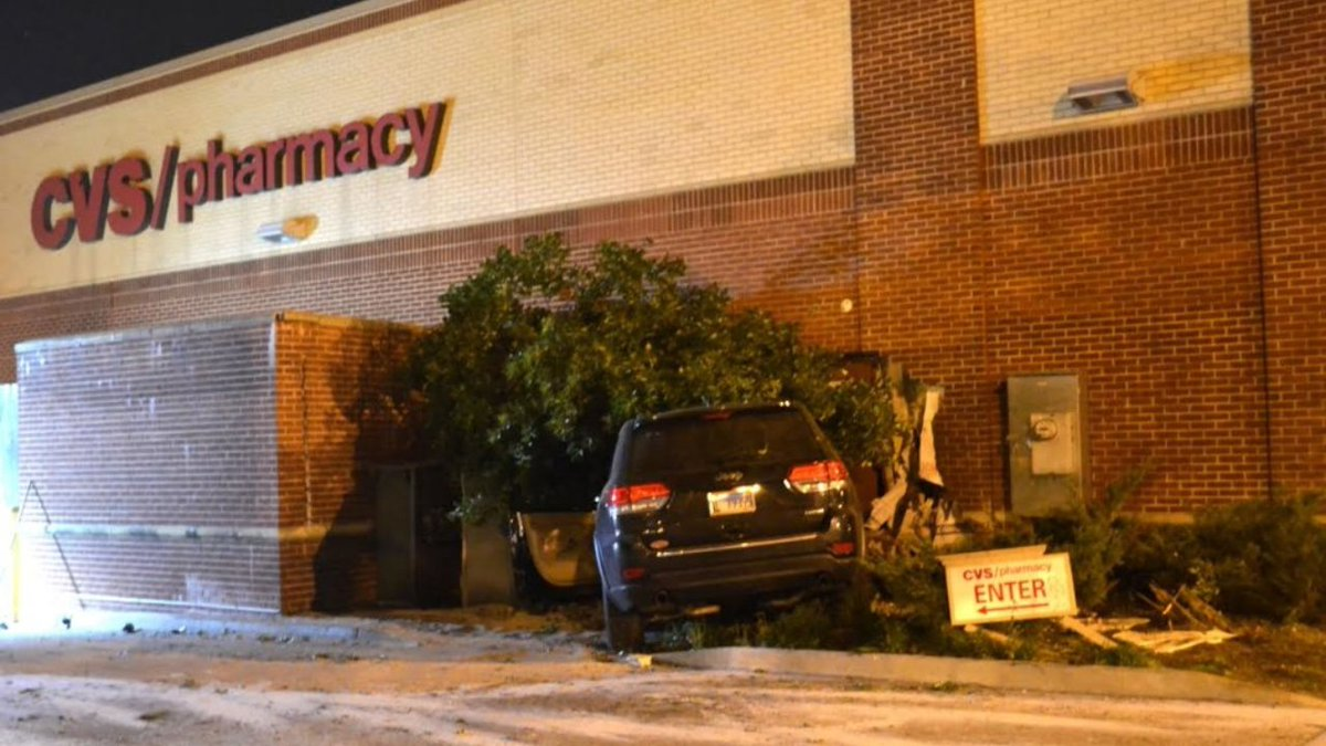 Man shot while driving crashes into Portage Park CVS; 1 passenger injured https://t.co/BDD8SvlDb2