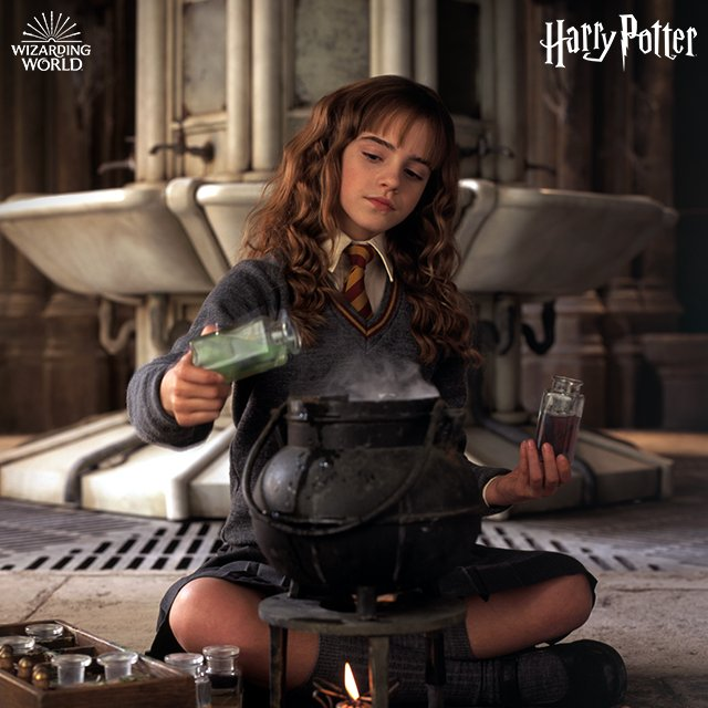 Happy Birthday to Hermione Granger, the cleverest witch at any age!