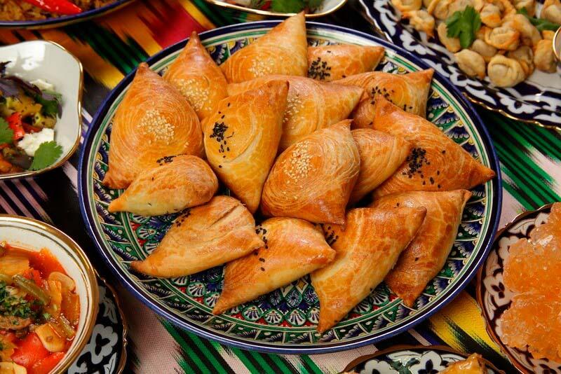 восточная кухня рецепты с фото выпечка
