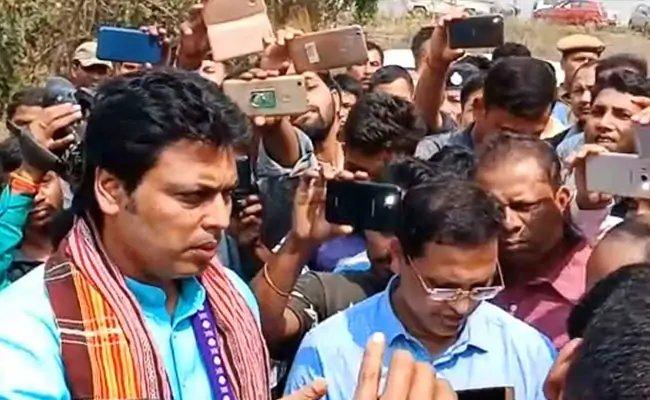 'Conspiracy by Myanmar drug peddlers to kill Biplab Deb': BJP leader https://t.co/N2rPPdhoIC