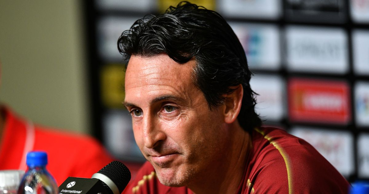 Arsenal press conference LIVE as Unai Emery talks injuries, Mesut Ozil, Ivan Gazidis and Europa League dlvr.it/QkgPxk