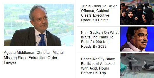 Top stories now on https://t.co/Fbzw6mR9Q5   #NDTVTopStories