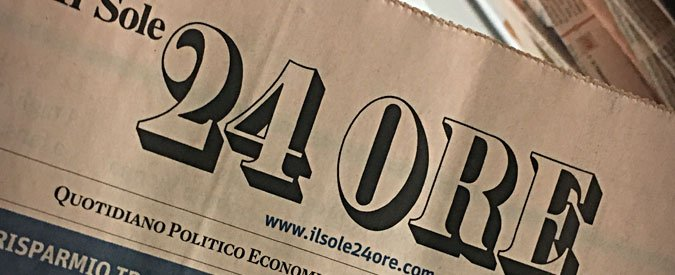 #Sole24Ore+#Consob, una riflessione su dati diffusioni #Ads: sono autocertificati da editori #giornali; ricevono molte critiche ma tutti fanno finta di capirne tecnicismi; cmq indicano un trend. Alla fine sono come #bilanci... Che facciamo, li aboliamo? Li rivediamo? #Fieg  - Ukustom