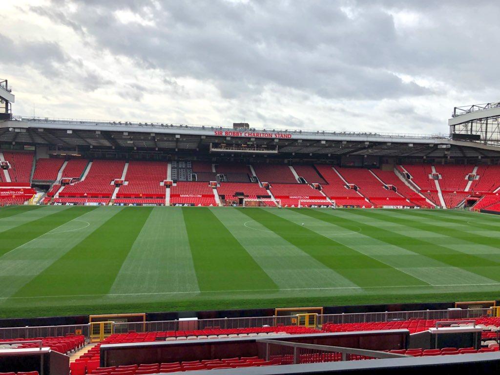 Old Trafford 😍