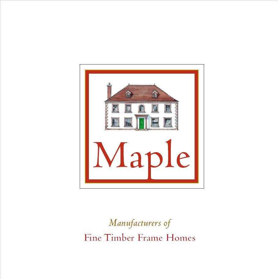 Maple Timber Frame on Twitter: \