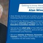 Alan Winde Twitter Photo