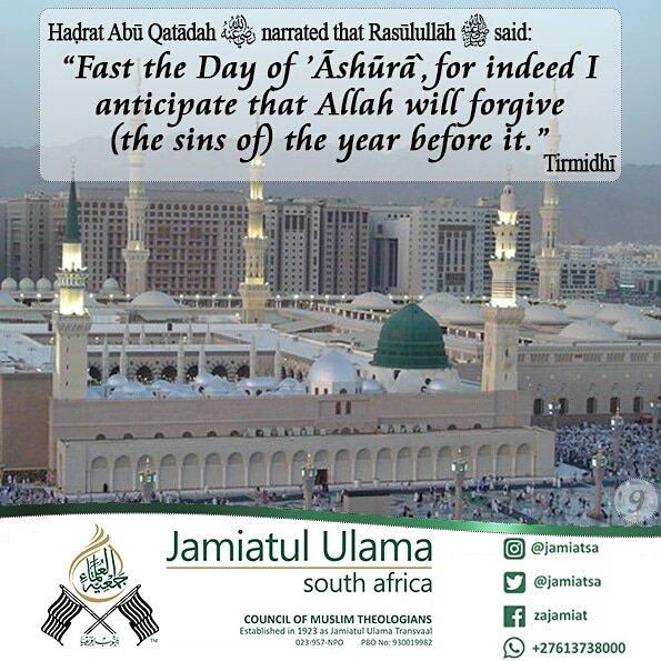 Jamiatul Ulama SA on Twitter: