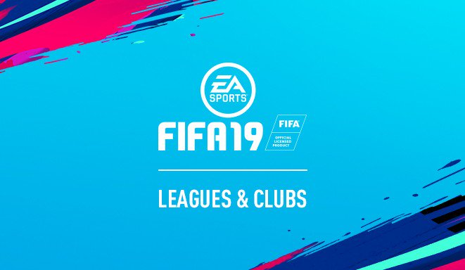 From 🇦alborg BK to 🇿ulte-Waregem, here's every playable team and league in #FIFA19 👉 x.ea.com/50855