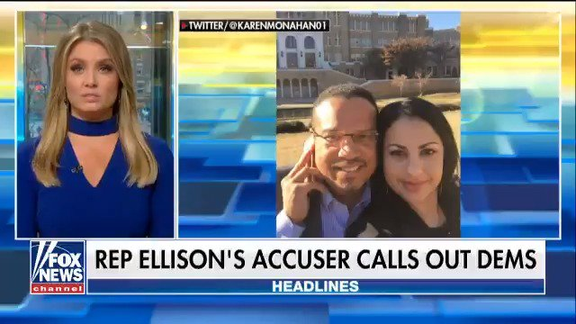 Congressman Keith Ellison's accuser is speaking out, saying Democrats don't believe her sexual assault claims https://t.co/C9IWYJnWrO