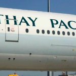 Cathay Pacific Twitter Photo