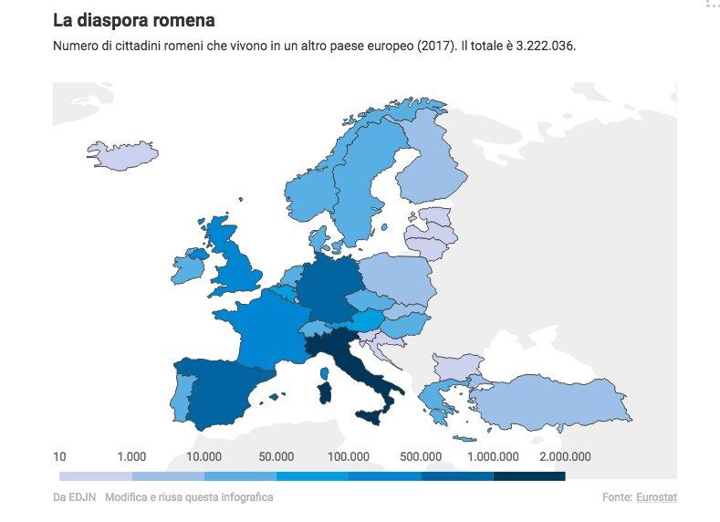 Che cosa mobilita la diaspora romena? I numeri e le ragioni delle proteste contro la #corruzione in #Romaniahttps://bit.ly/2xyEHwn  - Ukustom