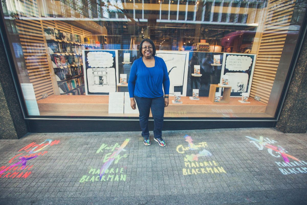 .@malorieblackman is publishing a fifth book in her Noughts & Crosses series, inspired by Brexit, Trump and the rise of the far-right in Europe: https://t.co/XyliCGYT1M