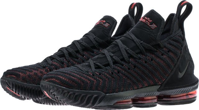 7eda8bd1855e lebron 16 fresh bred mens basketball shoes black university red