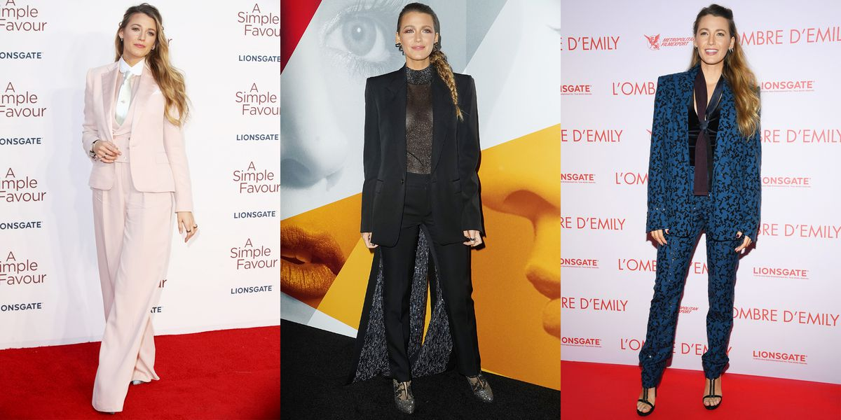 test Twitter Media - Blake Lively Likes Her Suits, Doesn't Understand the Fuss Over Them https://t.co/nXQyD5Q90H https://t.co/bqYOX1tJm4