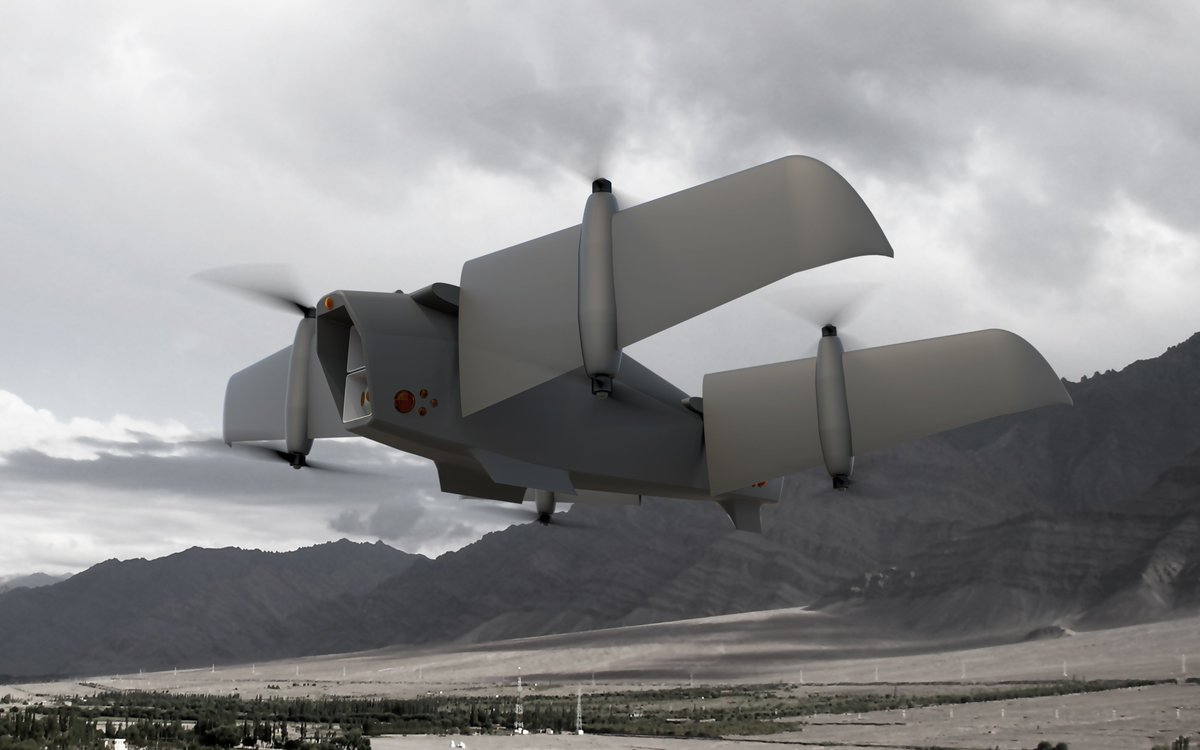 Resultado de imagen para MBDA Spectre UAV
