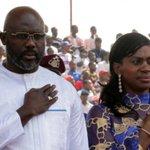 Image for the Tweet beginning: Liberia : 40 milliards de