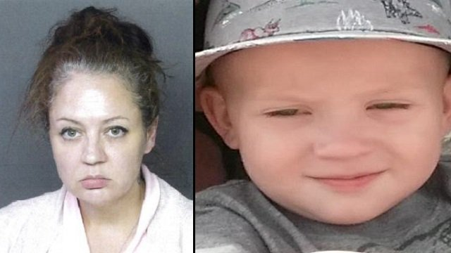 Investigators: Woman poisoned 2-year-old son's sippy cup https://t.co/bdZzNO0n1G