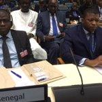 Image for the Tweet beginning: Le Sénégal à la 7ème