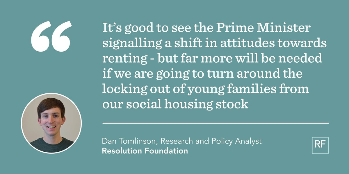 test Twitter Media - The Prime Minister's announcement on reforming private tenancies and offering a £2bn boost to increase affordable social housing marks a welcome shift in attitudes, says RF's @dan_tomlinson_- but more must be done. Read more: https://t.co/rkssWOjVPo https://t.co/M3PXzcVpSM