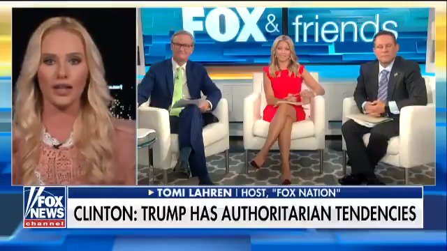 .@TomiLahren: Democrats need to realize we didn't elect this president to be nice, we elected him to get things done https://t.co/Ge0Er6goot