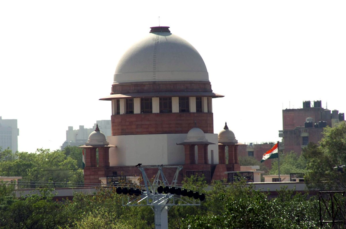 Bhima-Koregaon case: SC extends till tomorrow house arrest of five activists https://t.co/pr3mp3uVYL https://t.co/gkn37DYKEQ