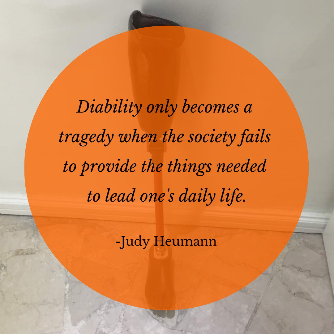 """The Irede Foundation on Twitter: """"We all have the power and responsibility  to make society more inclusive for everyone. When people living with  disability are empowered, they become agents of change.  #ChildAmputeeAdvocate #"""