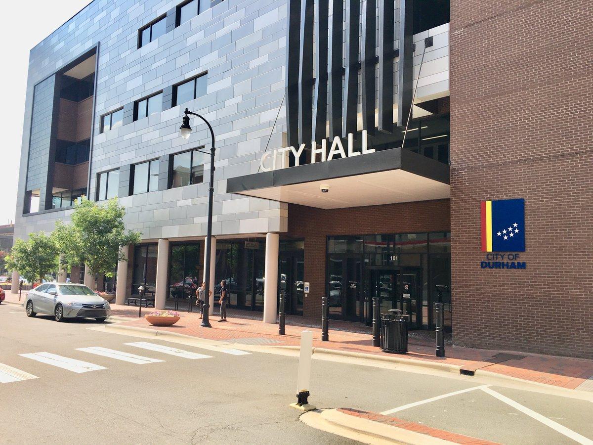 Cityofdurhamnc On Twitter Trytransit Is At Durham City Hall