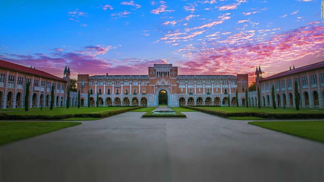 Rice University to offer free tuition to low-income and middle-income undergraduate students https://t.co/fcdfzLdeo5