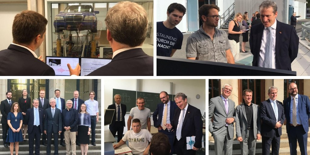 On his final day in Germany, @damianhindsmp has been in Dresden to speak with children#apprentices,  and parents about the different routes available to young people during their studies#Freundship.#ApprenticeshipsWork