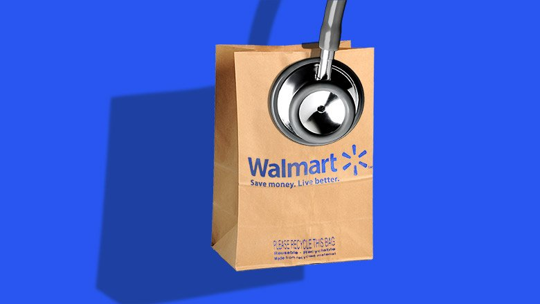 Walmart wants to bring its 'Everyday Low Price' to health care https://t.co/XNYqkvDegf