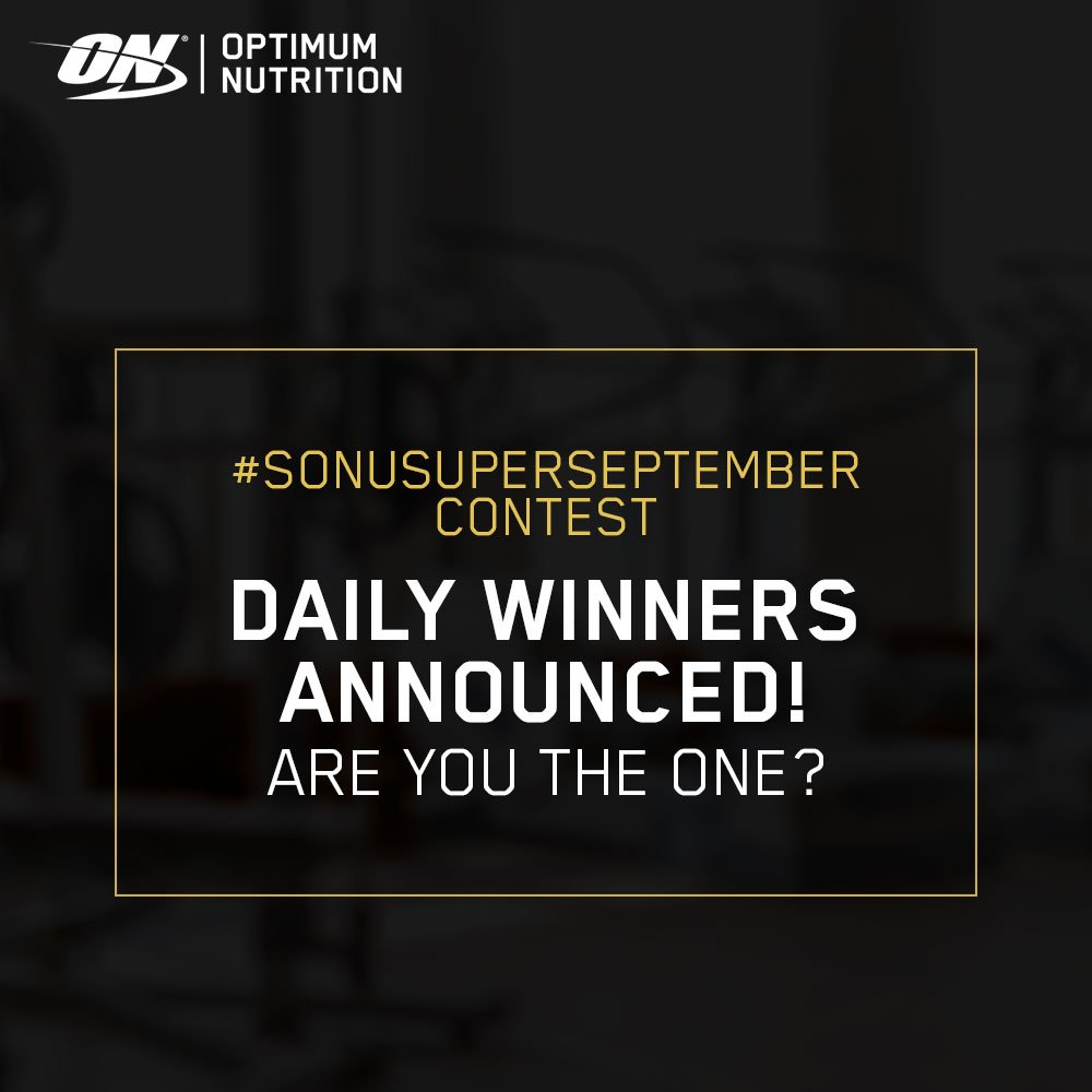 Optimum Nutrition On Twitter Fellow Fitness Champions The Names
