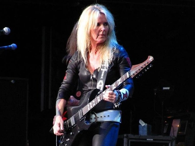 Today in Music History: Happy birthday, Lita Ford.