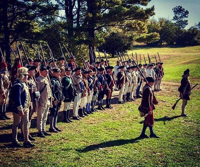 """""""We arrived at the line of action but a few minutes before the firing began. Our Capt. steps up to Gen Putnam and asked """"where shall we take our post."""" At that moment the firing commenced. Instead of fallowing the good Gen. Putnam our Capt. Marched us un… https://t.co/8vXivo7RRa"""