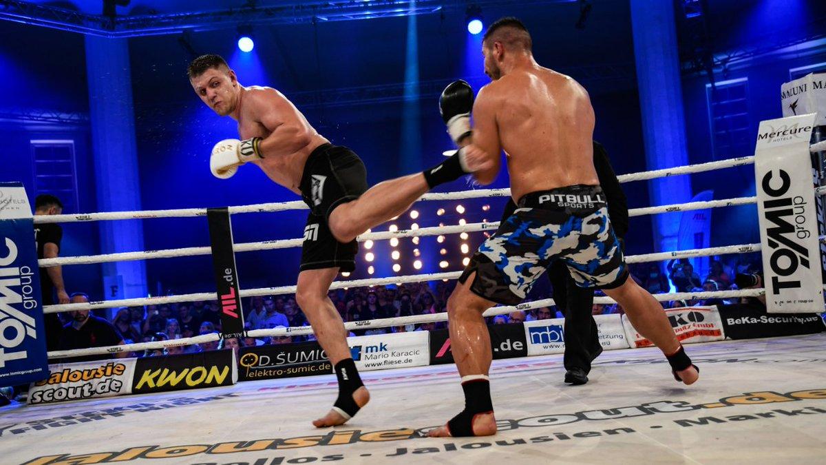 Kickboxer Smolik