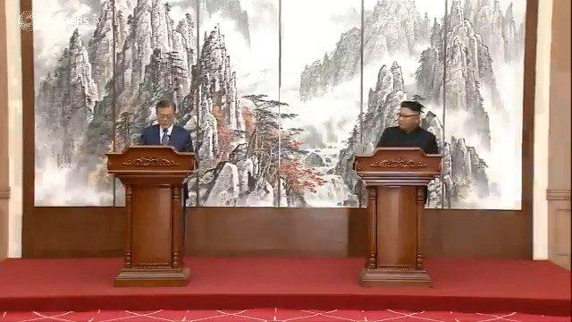 Kim Jong Un plans to visit Seoul https://t.co/nSVfLTyi31 Via @Reuters TV https://t.co/g65TIsJPXH
