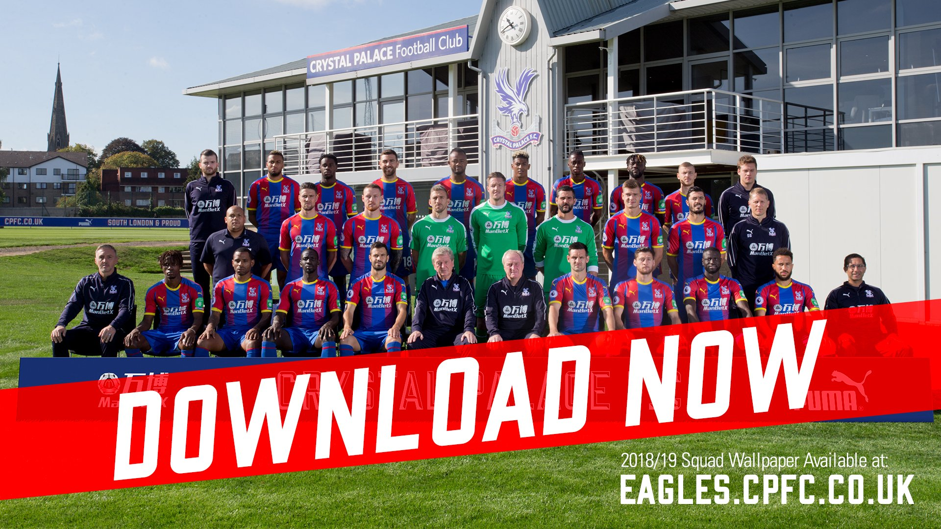 """Crystal Palace F.C. On Twitter: """"Download The #CPFC 🦅 2018"""