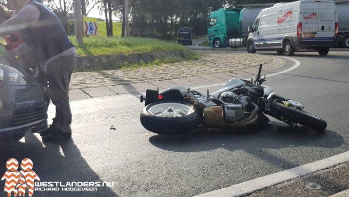 Motorrijdster onderuit op de Coldenhovelaan https://t.co/KZoZqMQ8qi https://t.co/pMVM4iZt35
