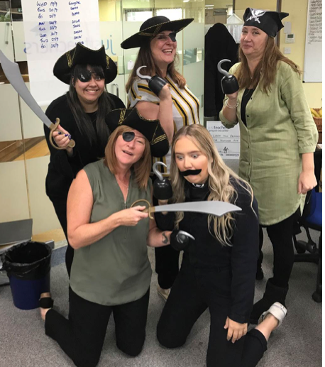 test Twitter Media - Shiver me timbers- what a morning! The teams at justteachers working hard but having plenty of Pirate fun along the way! https://t.co/UKfbl6GOC4